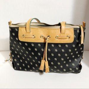 Dooney & Bourke black purse